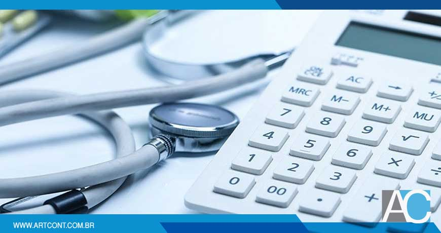 Terceirização de serviços contábeis para médicos