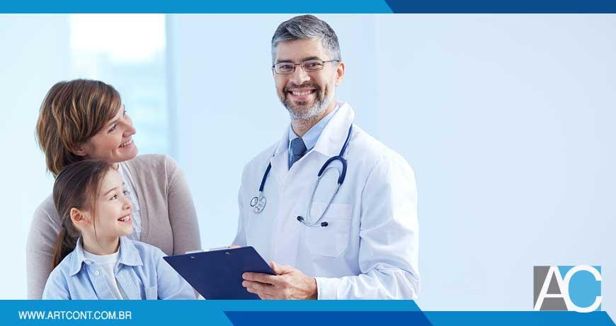 Como equilibrar a vida pessoal e profissional de médicos?