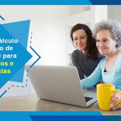 Isenção e cálculo do Imposto de Renda 2020 para aposentados e pensionistas